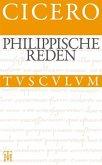Die philippischen Reden / Philippica (eBook, PDF)