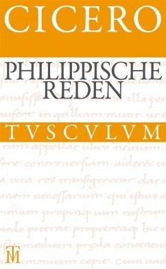 Die philippischen Reden / Philippica (eBook, PDF) - Cicero