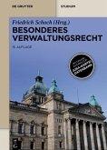 Besonderes Verwaltungsrecht (eBook, PDF)
