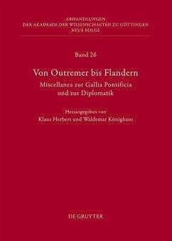 Von Outremer bis Flandern (eBook, PDF)
