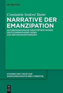 Narrative der Emanzipation (eBook, PDF) - Sonkwé Tayim, Constantin