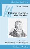 G. W. F. Hegel: Phänomenologie des Geistes (eBook, PDF)