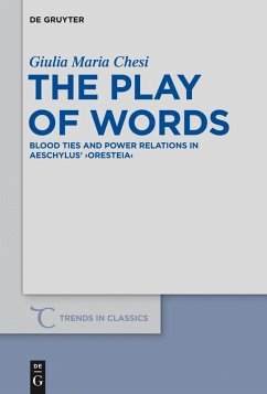 The Play of Words (eBook, PDF) - Chesi, Giulia Maria