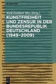 Kunstfreiheit und Zensur in der Bundesrepublik Deutschland (eBook, ePUB)