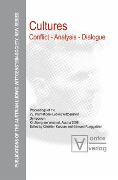 Cultures. Conflict - Analysis - Dialogue (eBook, PDF)