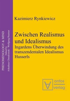 Zwischen Realismus und Idealismus (eBook, PDF) - Rynkiewicz, Kazimierz