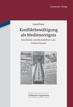 Konfliktbewältigung als Medienereignis (eBook, PDF) - Petry, David