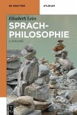 Sprachphilosophie (eBook, PDF)