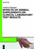 Effects of Herbal Supplements on Clinical Laboratory Test Results (eBook, PDF)