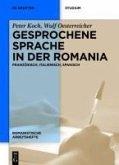 Gesprochene Sprache in der Romania (eBook, PDF)