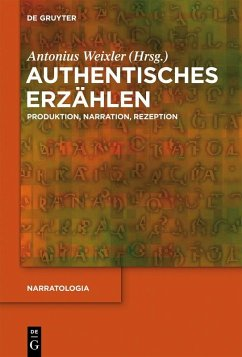Authentisches Erzählen (eBook, PDF)