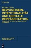 Bewusstsein, Intentionalität und mentale Repräsentation (eBook, PDF)