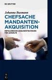 Chefsache Mandentenakquisition (eBook, PDF)