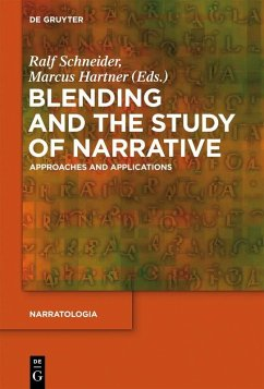 Blending and the Study of Narrative (eBook, PDF)