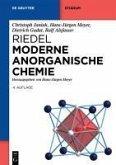 Riedel Moderne Anorganische Chemie (eBook, PDF)