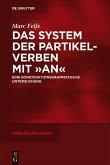Das System der Partikelverben mit 'an' (eBook, PDF)