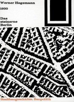 Das steinerne Berlin (eBook, PDF) - Hegemann, Werner