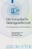 Die Europäische Aktiengesellschaft (eBook, PDF)