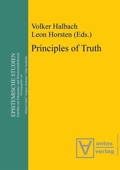 Principles of Truth (eBook, PDF)