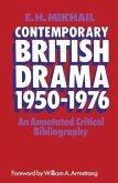 Contemporary British Drama 1950-1976