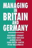 Managing in Britain and Germany