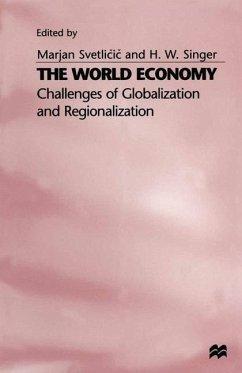 The World Economy - Svetlicic, Marjan