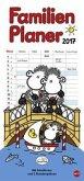 sheepworld Familienplaner - Kalender 2017