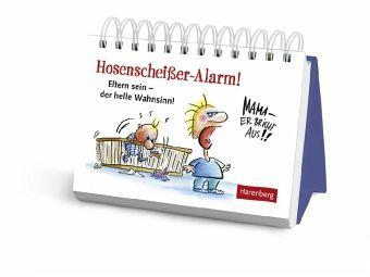 Hosenscheißer-Alarm! Geschenkbuch - Kaster, Petra