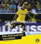Borussia Dortmund 2017 Postkartenkalender