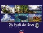 Die Kraft der Erde - Kalender 2017