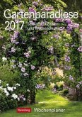 Gartenparadiese 2017 Wochenplaner