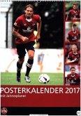 1. FC Nürnberg Posterkalender 2017