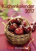 Küchenkalender 2017 Wochenplaner