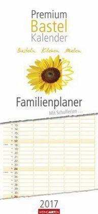 bastelkalender familienplaner b rozubeh r. Black Bedroom Furniture Sets. Home Design Ideas