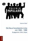 Die Neue französische Linke von 1958 - 1968 (eBook, ePUB)