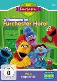 Sesamstrasse - Das Furchester Hotel - Willkommen im Furchester Hotel - Folge 27-52 - 2 Disc DVD