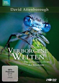 Verborgene Welten - Das geheime Leben der Insekten - 2 Disc DVD - Attenborough,David (Presenter)
