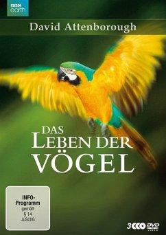 Das Leben der Vögel DVD-Box - Attenborough,David (Presenter)