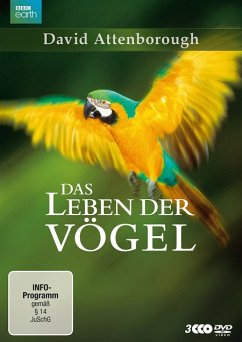 Das Leben der Vögel (3 Discs)