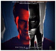Batman V Superman:Dawn Of Justice/Ost/Deluxe Ed. - Hans Zimmer & Junkie XL