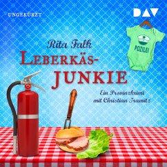Leberkäsjunkie / Franz Eberhofer Bd.7 (MP3-Download) - Falk, Rita