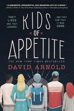 Kids of Appetite - Arnold, David