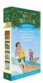 Magic Tree House Volumes 25-28 Boxed Set