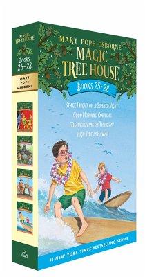 Magic Tree House Volumes 25-28 Boxed Set - Osborne, Mary Pope