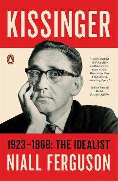 Kissinger: Volume 1 - Ferguson, Niall