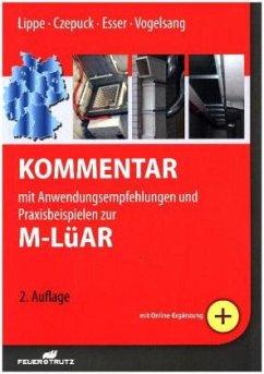 Kommentar zur M-LüAR - Lippe, Manfred; Czepuck, Knut; Esser, Johann; Vogelsang, Peter