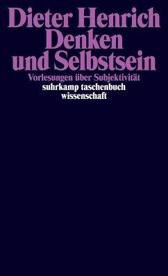 Denken und Selbstsein (eBook, ePUB) - Henrich, Dieter