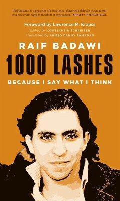 1000 Lashes (eBook, ePUB) - Badawi, Raif