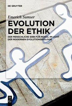 Evolution der Ethik (eBook, PDF) - Sumser, Emerich
