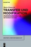 Transfer und Modifikation (eBook, ePUB)